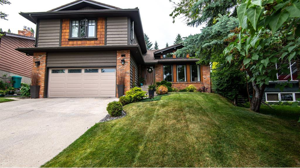 Main Photo: 127 EDGEHILL Court NW in Calgary: Edgemont Detached for sale : MLS®# A1018347