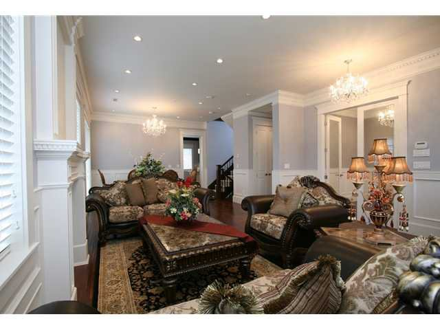 Photo 2: Photos: 5399 TRAFALGAR Street in Vancouver: Kerrisdale House for sale (Vancouver West)  : MLS®# V954241