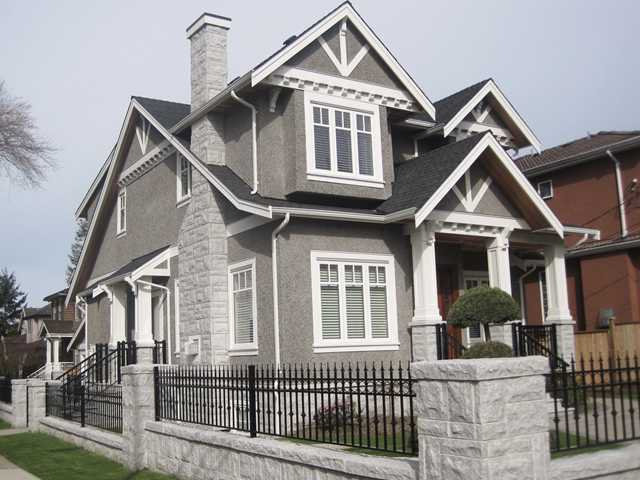 Photo 1: Photos: 5399 TRAFALGAR Street in Vancouver: Kerrisdale House for sale (Vancouver West)  : MLS®# V954241