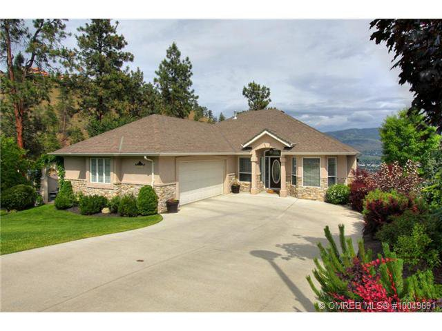 Main Photo: 2220 Waddington Court in Kelowna: Residential Detached for sale : MLS®# 10049691