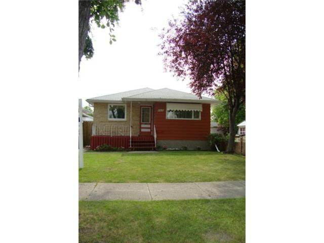 Main Photo: 591 ANDREWS Street in WINNIPEG: North End Residential for sale (North West Winnipeg)  : MLS®# 1214838