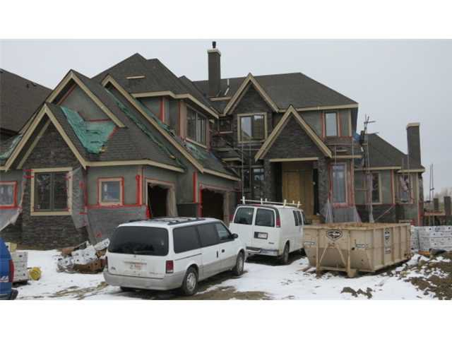 Main Photo: 6 Elveden Mews SW in CALGARY: Springbank Hill Residential Detached Single Family for sale (Calgary)  : MLS®# C3555284
