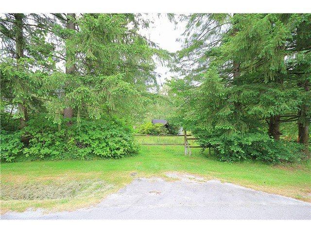 Main Photo: 25135 124TH AV in Maple Ridge: Websters Corners Land for sale : MLS®# V1017490