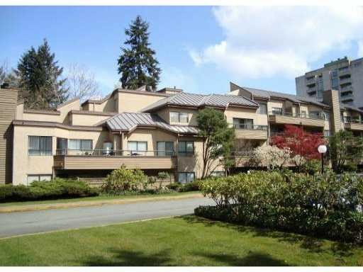 Main Photo: # 205 1690 AUGUSTA AV in Burnaby: Simon Fraser Univer. Condo for sale (Burnaby North)  : MLS®# V1071324