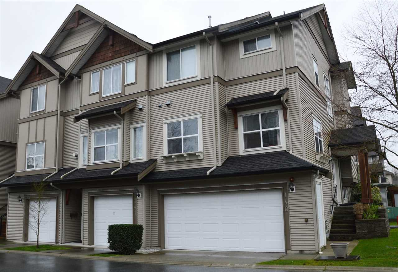 Main Photo: 141 1055 RIVERWOOD GATE in Port Coquitlam: Riverwood Townhouse for sale : MLS®# R2041222