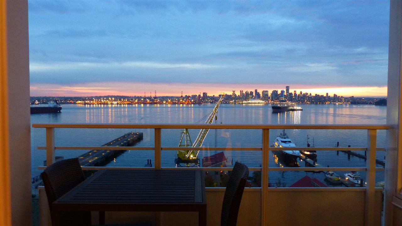 Main Photo: 1107 133 E ESPLANADE in North Vancouver: Lower Lonsdale Condo for sale : MLS®# R2058927