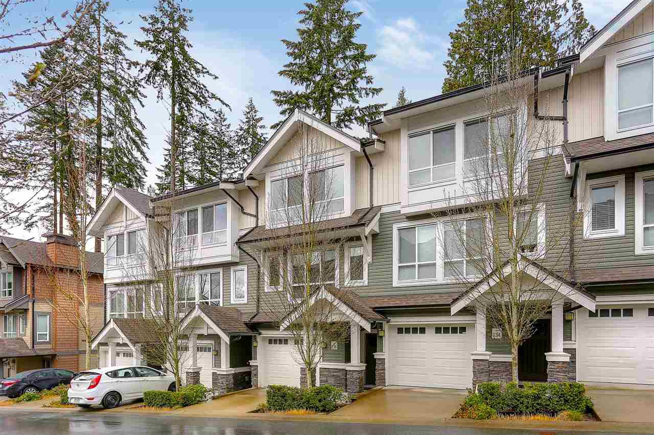 Main Photo: 136 1460 SOUTHVIEW STREET in Coquitlam: Burke Mountain Townhouse for sale : MLS®# R2155829