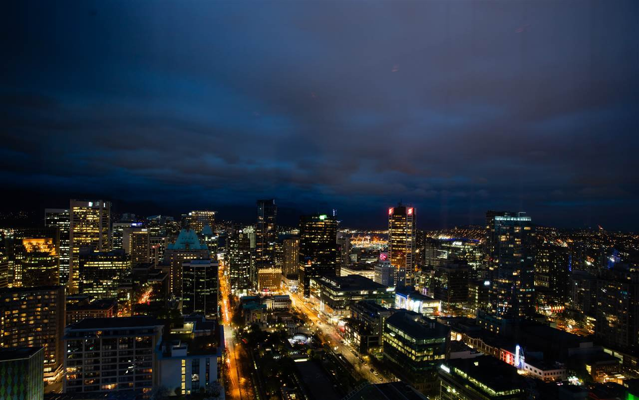 Main Photo: 3802 938 NELSON STREET in Vancouver: Downtown VW Condo for sale (Vancouver West)  : MLS®# R2260920