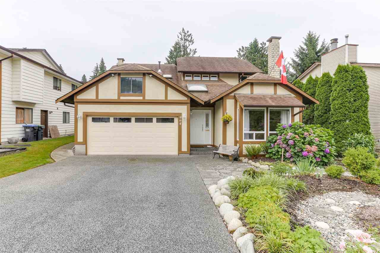 Main Photo: 964 MANSFIELD Crescent in Port Coquitlam: Oxford Heights House for sale : MLS®# R2399655