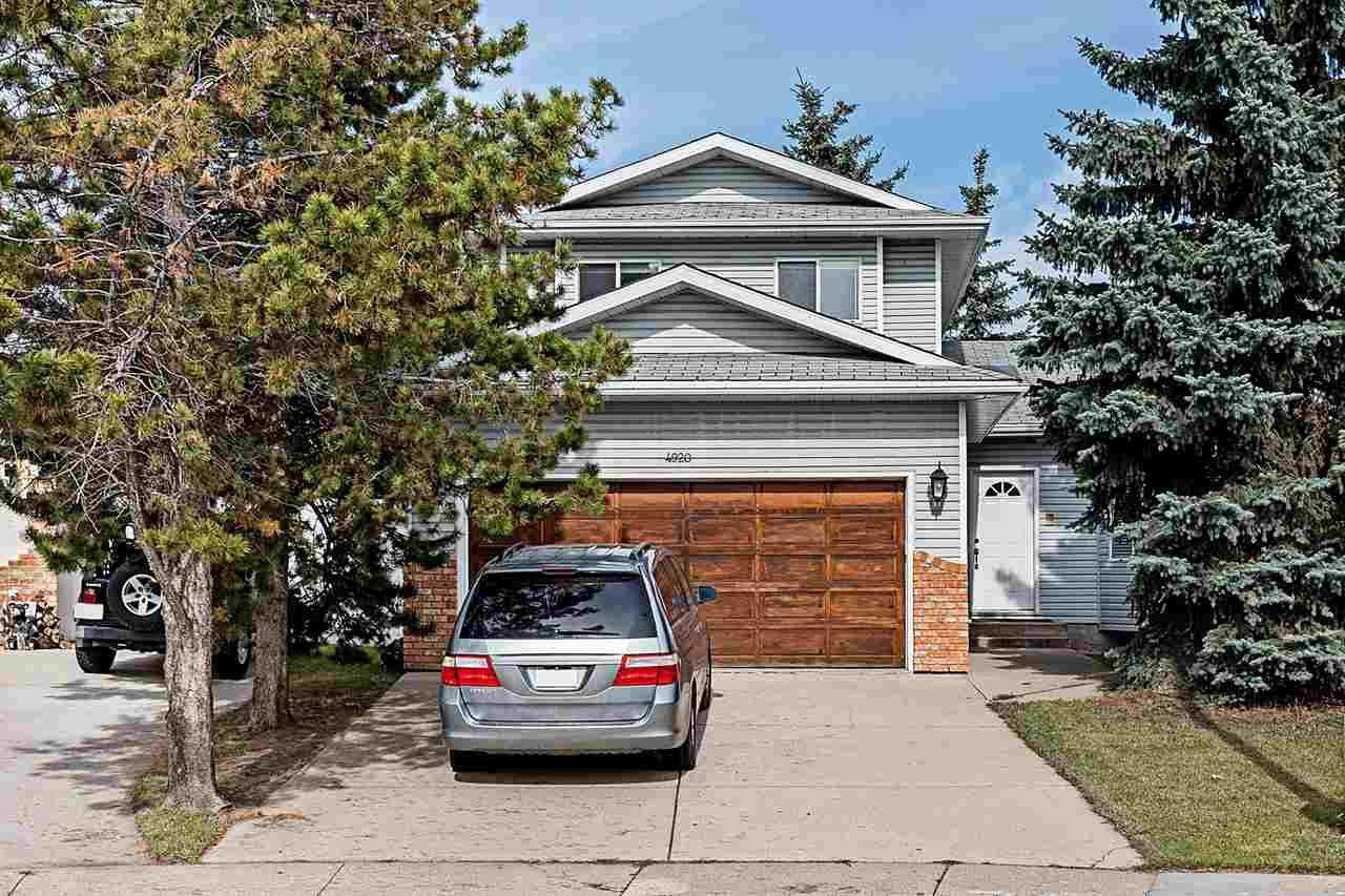 Main Photo: 4920 31 Avenue in Edmonton: Zone 29 House for sale : MLS®# E4174879