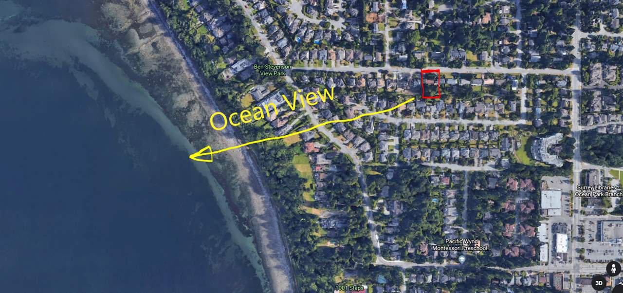 "Main Photo: 12660 18 Avenue in Surrey: Crescent Bch Ocean Pk. House for sale in ""OCEAN PARK"" (South Surrey White Rock)  : MLS®# R2427768"