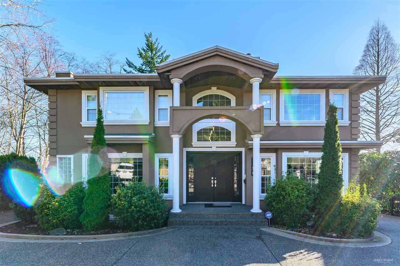 Main Photo: 7156 BROADWAY in Burnaby: Montecito House for sale (Burnaby North)  : MLS®# R2442981