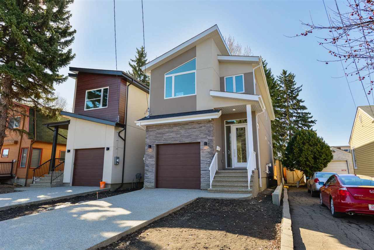 Main Photo: 10943 54 Avenue in Edmonton: Zone 15 House for sale : MLS®# E4195764