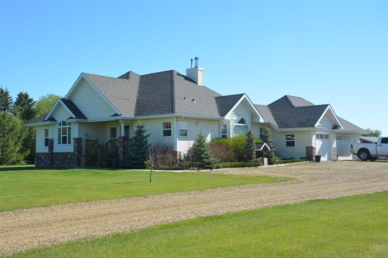 Main Photo: 56103 RGE RD 252: Rural Sturgeon County House for sale : MLS®# E4198624