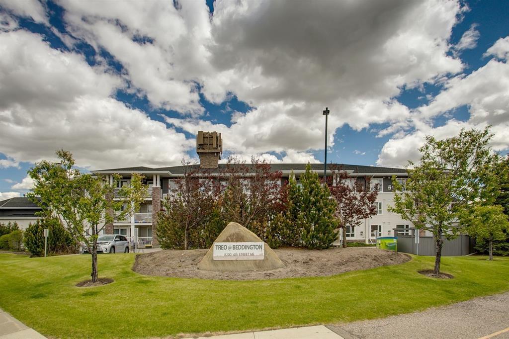 Main Photo: 116 8200 4 Street NE in Calgary: Beddington Heights Apartment for sale : MLS®# A1027949