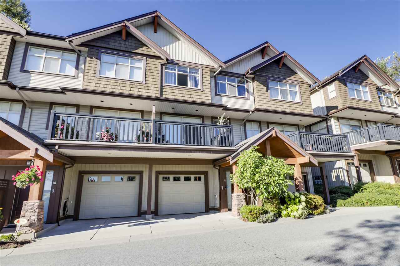 """Photo 16: Photos: 11 320 DECAIRE Street in Coquitlam: Central Coquitlam Townhouse for sale in """"OUTLOOK"""" : MLS®# R2498311"""
