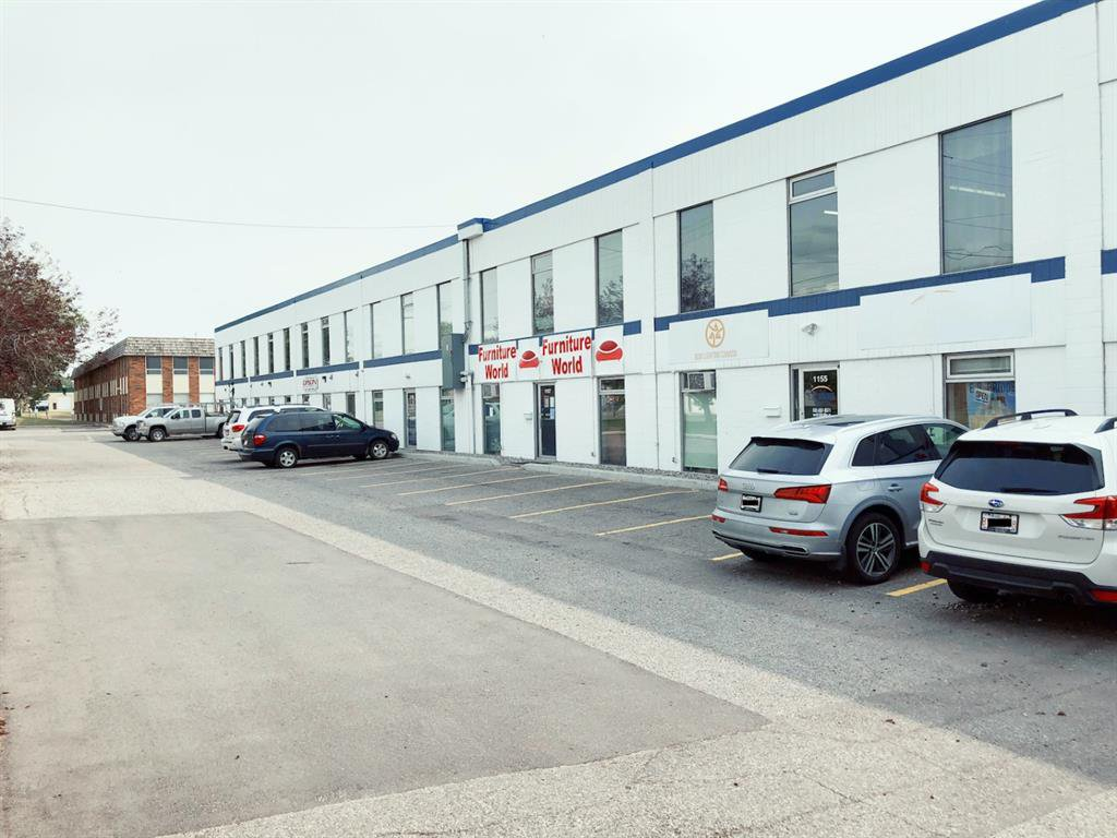 Main Photo: 1155 40 Avenue NE in Calgary: McCall Industrial for lease : MLS®# A1033746