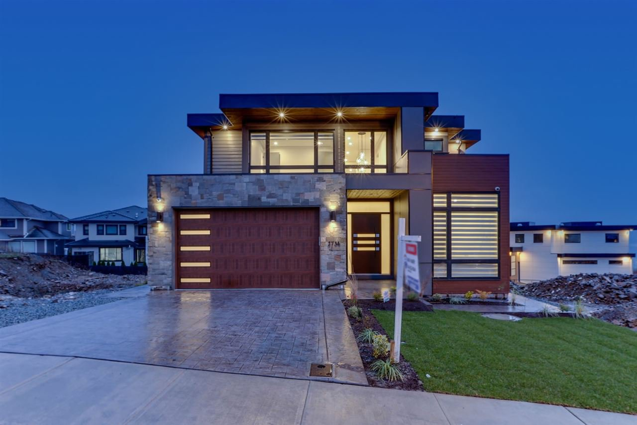 """Main Photo: 2734 MONTANA Place in Abbotsford: Abbotsford East House for sale in """"Eagle Mountain"""" : MLS®# R2512849"""
