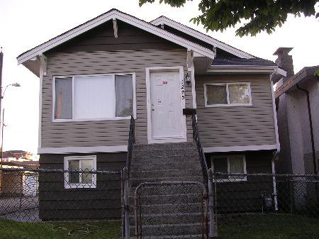 Main Photo: 1245 KELOWNA ST in Vancouver: House for sale (Renfrew VE)  : MLS®# V787383