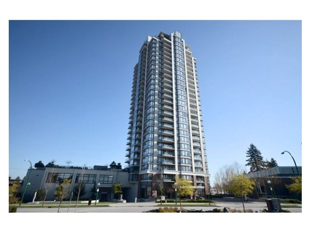 Main Photo: # 2404 7328 ARCOLA ST in Burnaby: Highgate Condo for sale (Burnaby South)  : MLS®# V1039480