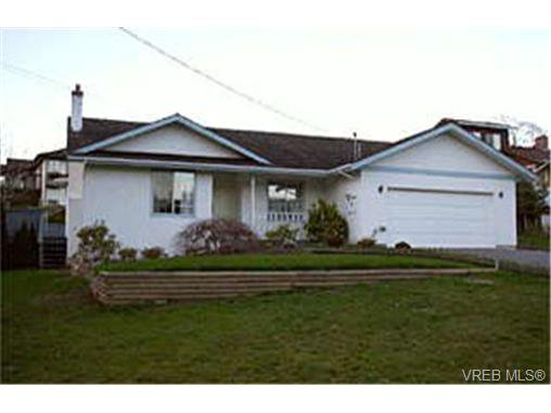 Main Photo: 898 Sluggett Rd in BRENTWOOD BAY: CS Brentwood Bay House for sale (Central Saanich)  : MLS®# 256637
