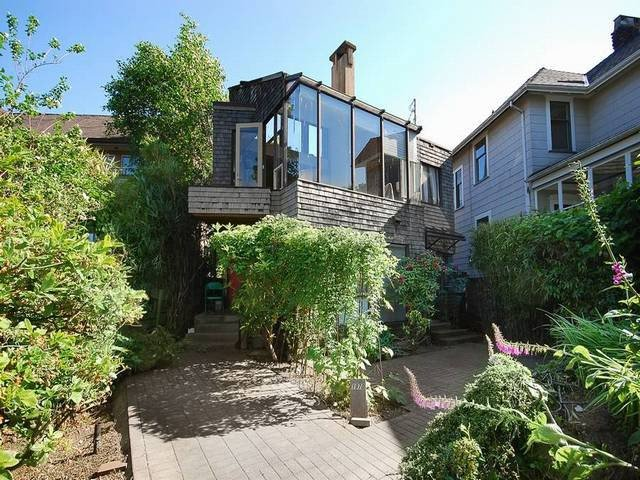 Main Photo: 1970 OGDEN AV in Vancouver: Kitsilano House for sale (Vancouver West)  : MLS®# V1126028