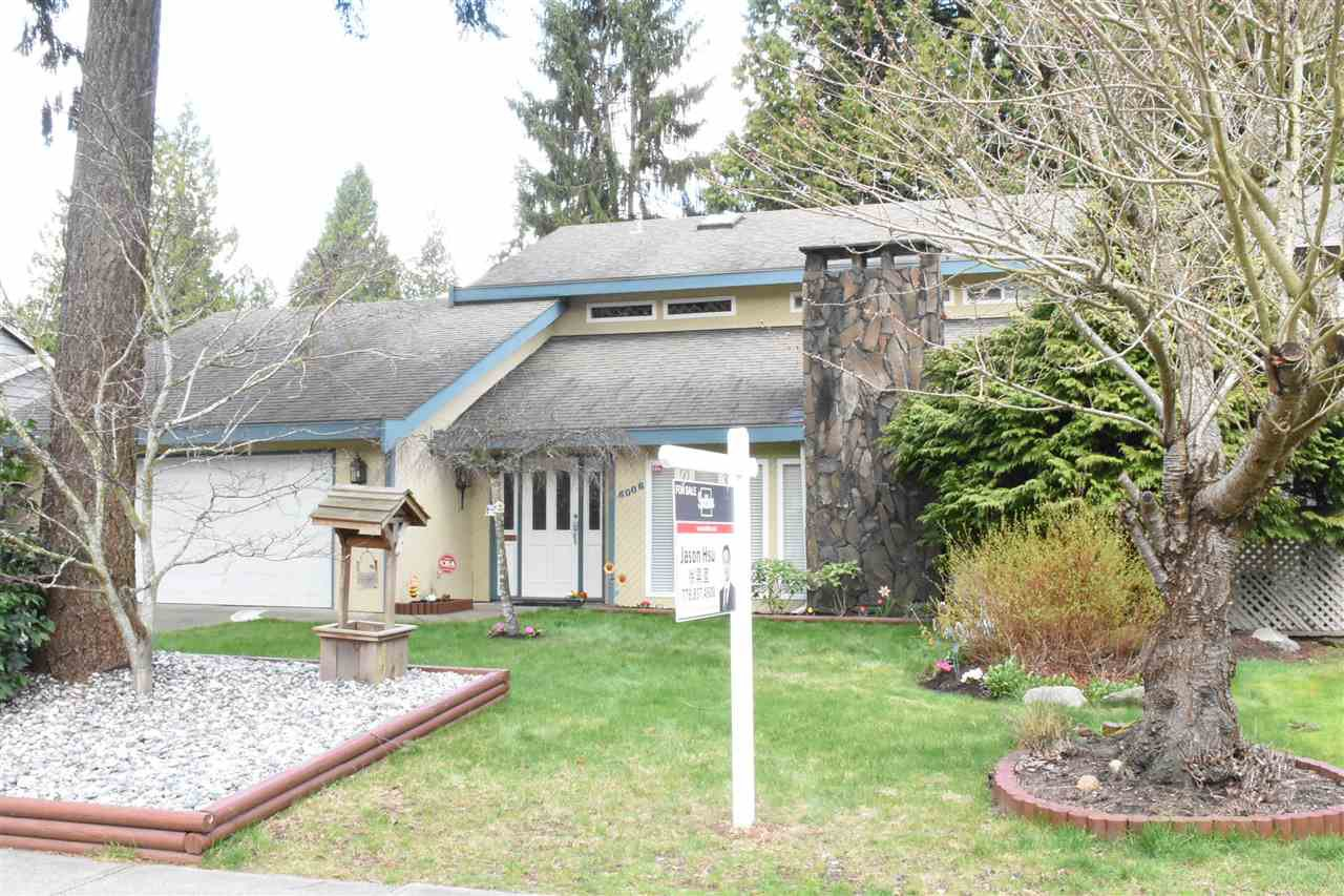 Main Photo: 6006 SUNWOOD DRIVE in Delta: Sunshine Hills Woods House for sale (N. Delta)  : MLS®# R2046036