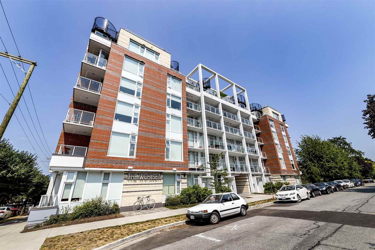 Main Photo: 405 311 E 6TH AVENUE in Vancouver: Mount Pleasant VE Condo for sale (Vancouver East)  : MLS®# R2295277