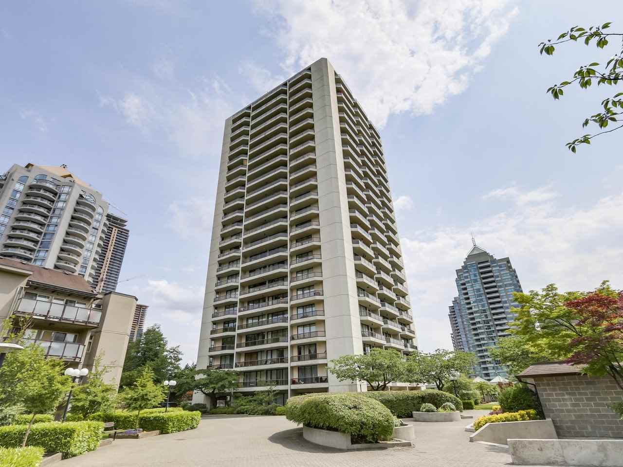 Main Photo: 1507 4353 HALIFAX STREET in : Brentwood Park Condo for sale : MLS®# R2278665