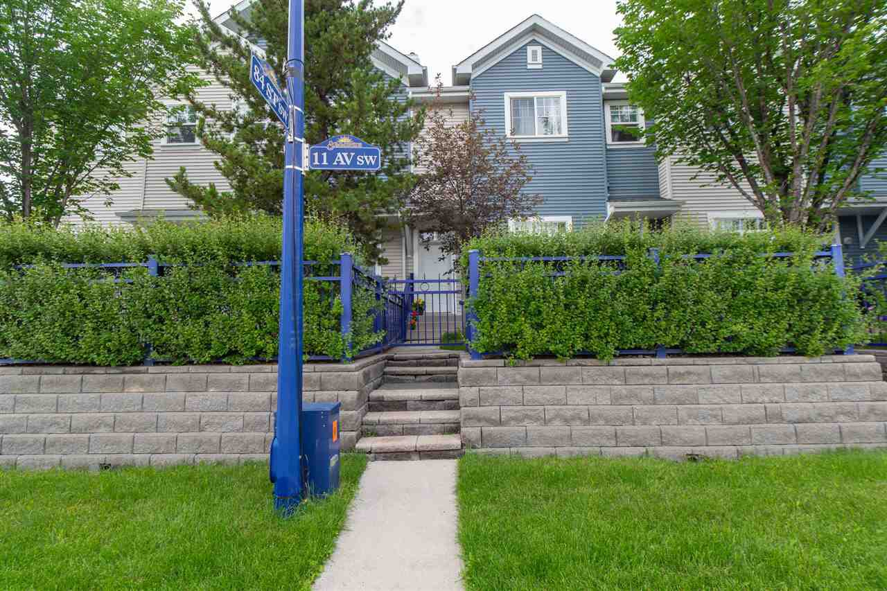 Main Photo: 82 8304 11  SW Avenue in Edmonton: Zone 53 Townhouse for sale : MLS®# E4165225