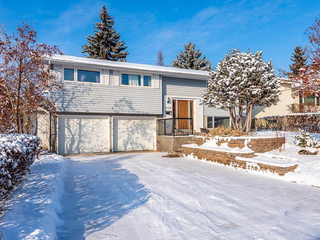 Main Photo: 5115 BULYEA Road NW in Calgary: Brentwood Detached for sale : MLS®# C4278315