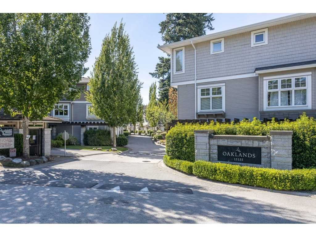 """Main Photo: 113 15155 62A Avenue in Surrey: Sullivan Station Townhouse for sale in """"OAKLANDS"""" : MLS®# R2479383"""