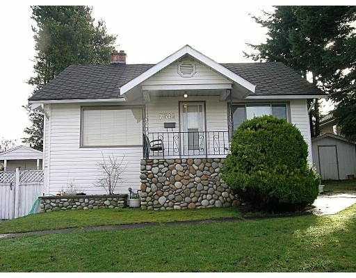 Main Photo: 7312 12TH AV in Burnaby: Edmonds BE House for sale (Burnaby East)  : MLS®# V571919