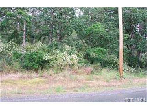 Main Photo: LOT8 Cains Way in SOOKE: Sk East Sooke Land for sale (Sooke)  : MLS®# 336269
