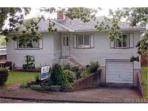 Main Photo: 2870 Wyndeatt Ave in : SW Gorge Single Family Detached for sale (Saanich West)  : MLS®# 238278