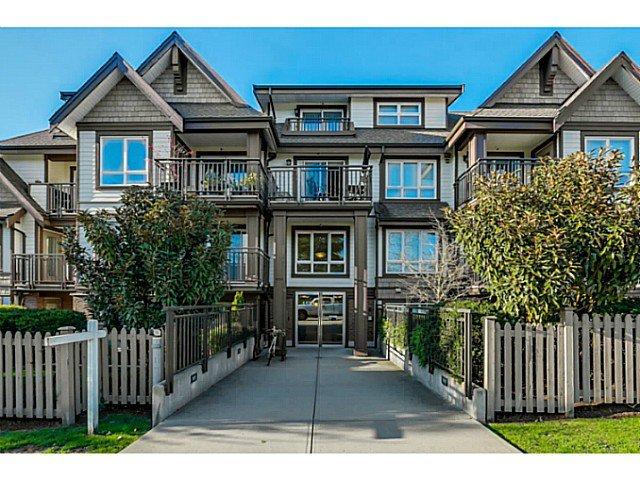 Main Photo: # 109 1533 E 8TH AV in Vancouver: Grandview VE Condo for sale (Vancouver East)  : MLS®# V1117812
