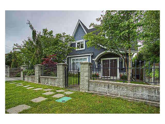 Main Photo: 9339 General Currie Rd, in Richmond: McLennan North House 1/2 Duplex for sale : MLS®# V955769