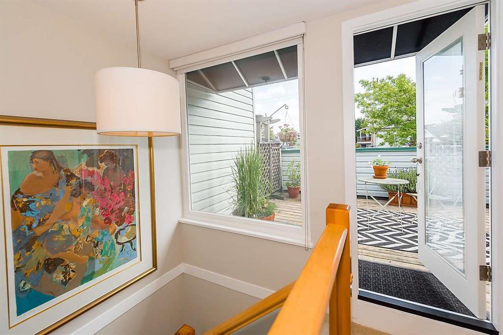 Photo 8: Photos: 2383 Cypress Street in Vancouver: Townhouse  : MLS®# R2066659