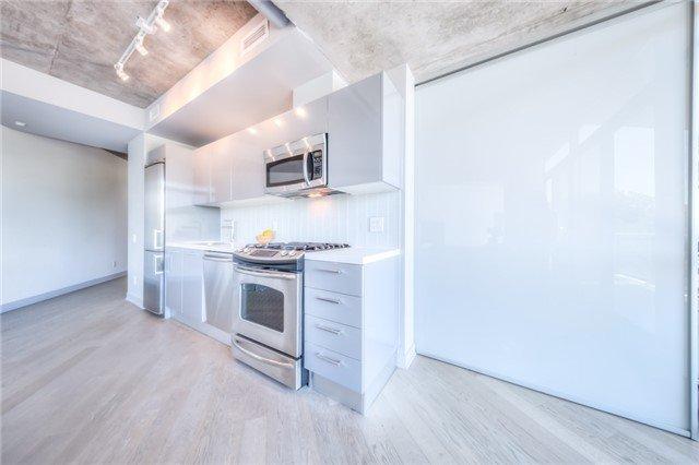 Main Photo: 319 Carlaw Ave Unit #415 in Toronto: South Riverdale Condo for sale (Toronto E01)  : MLS®# E3556672