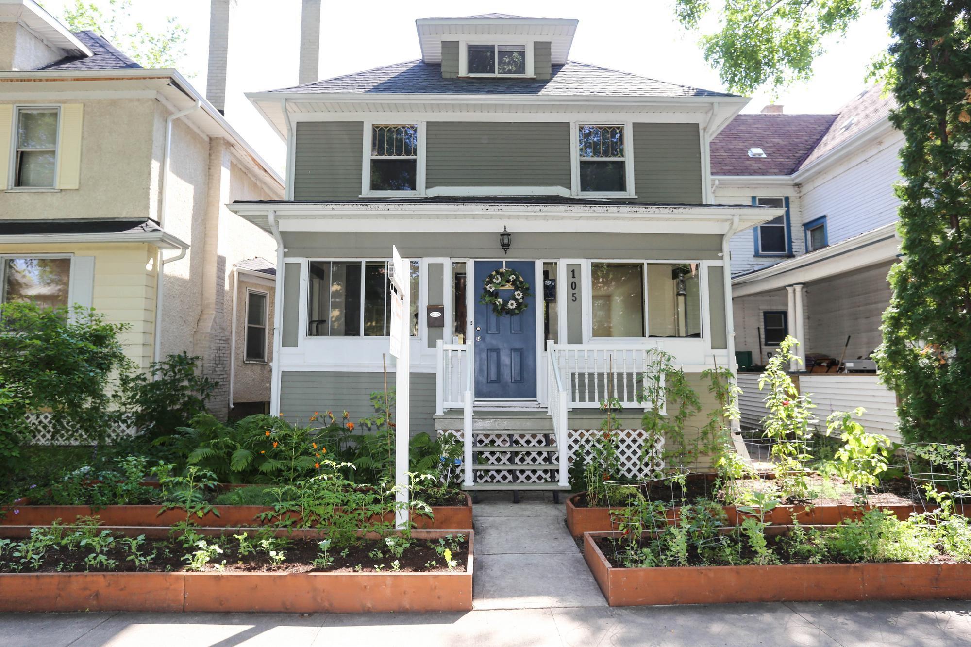 Photo 2: Photos: 105 Evanson Street in Winnipeg: Wolseley Single Family Detached for sale (5B)  : MLS®# 1821900