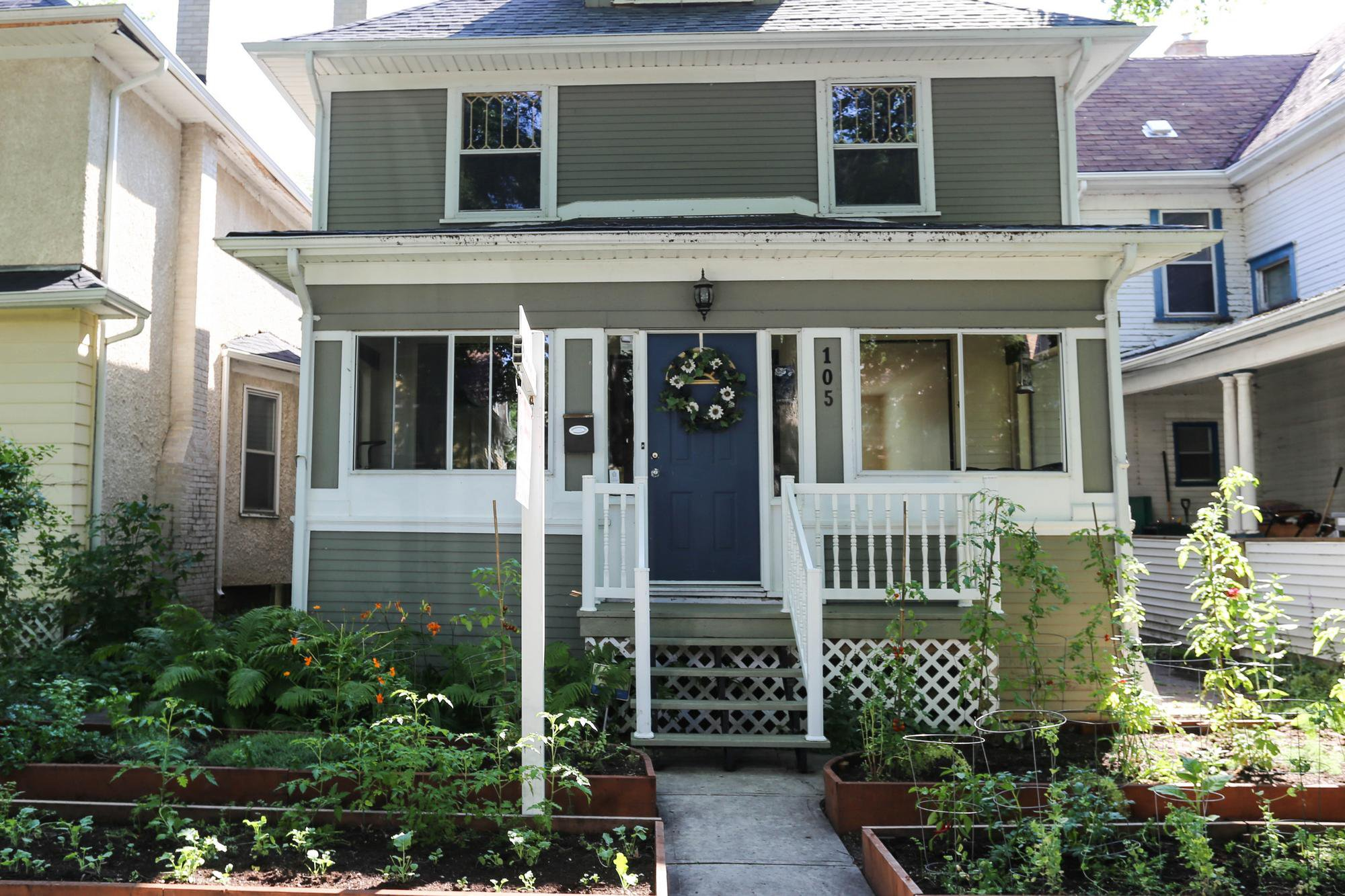 Photo 3: Photos: 105 Evanson Street in Winnipeg: Wolseley Single Family Detached for sale (5B)  : MLS®# 1821900