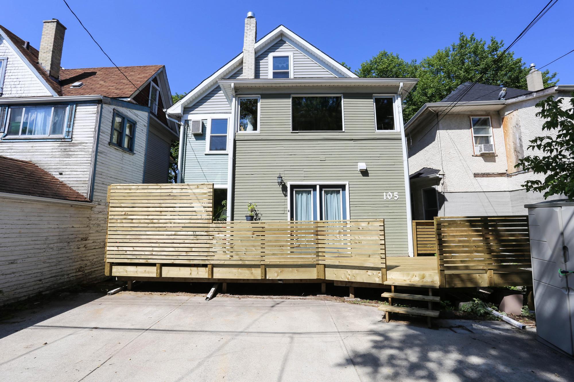 Photo 35: Photos: 105 Evanson Street in Winnipeg: Wolseley Single Family Detached for sale (5B)  : MLS®# 1821900
