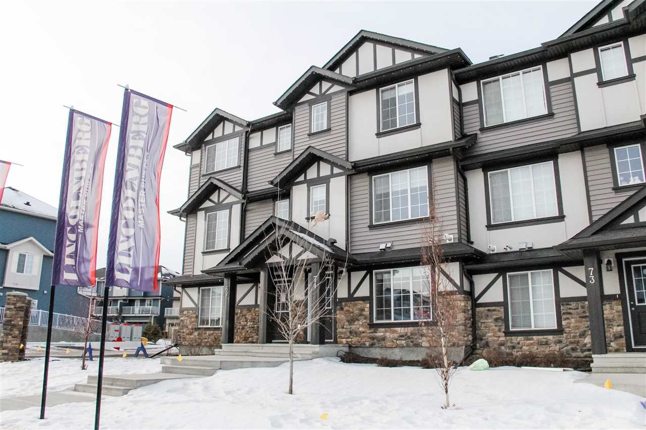 Main Photo: 71 20 AUGUSTINE Crescent: Sherwood Park Townhouse for sale : MLS®# E4183349
