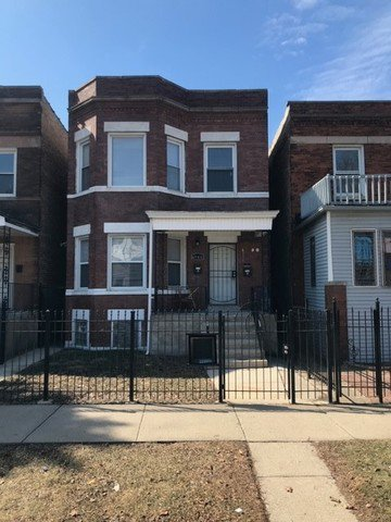 Main Photo: 6946 EBERHART Avenue in Chicago: CHI - Greater Grand Crossing Multi Family (2-4 Units) for sale ()  : MLS®# 10604271