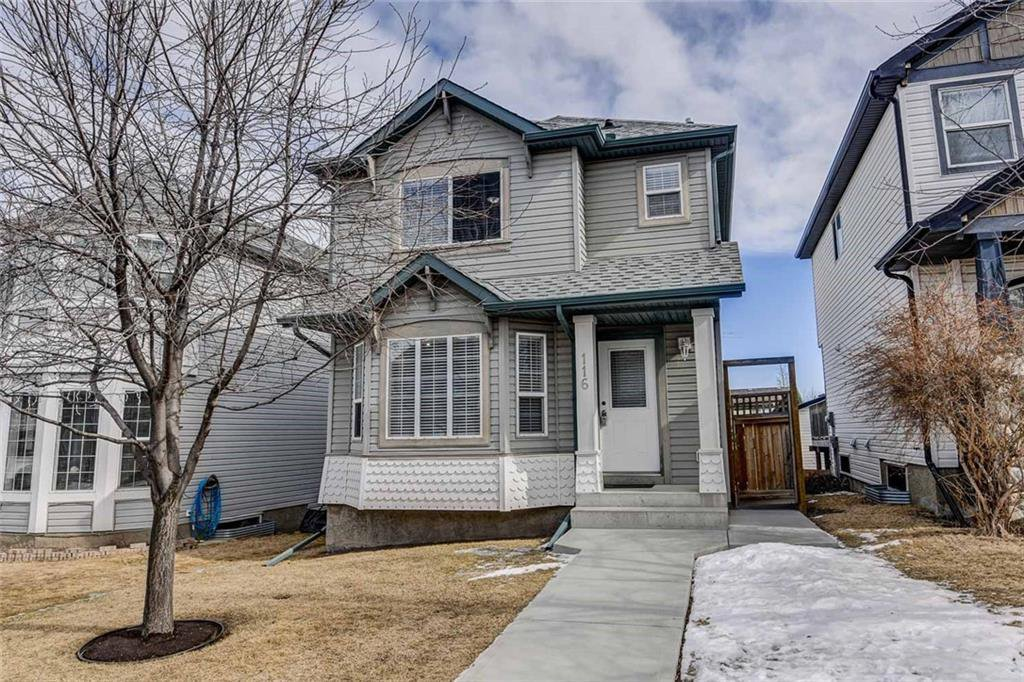 Main Photo: 116 HIDDEN HILLS Place NW in Calgary: Hidden Valley Detached for sale : MLS®# C4291090