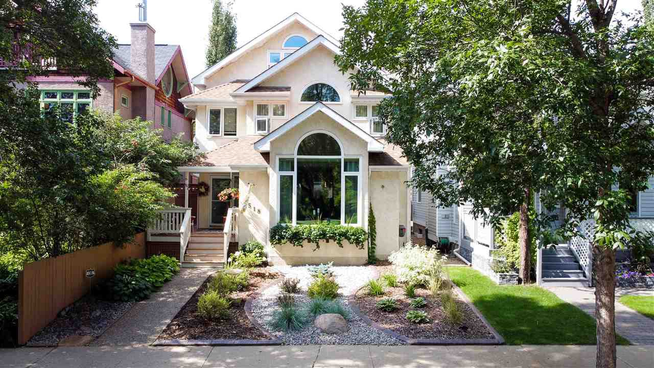 Main Photo: 9518 100 Street in Edmonton: Zone 12 House for sale : MLS®# E4214325