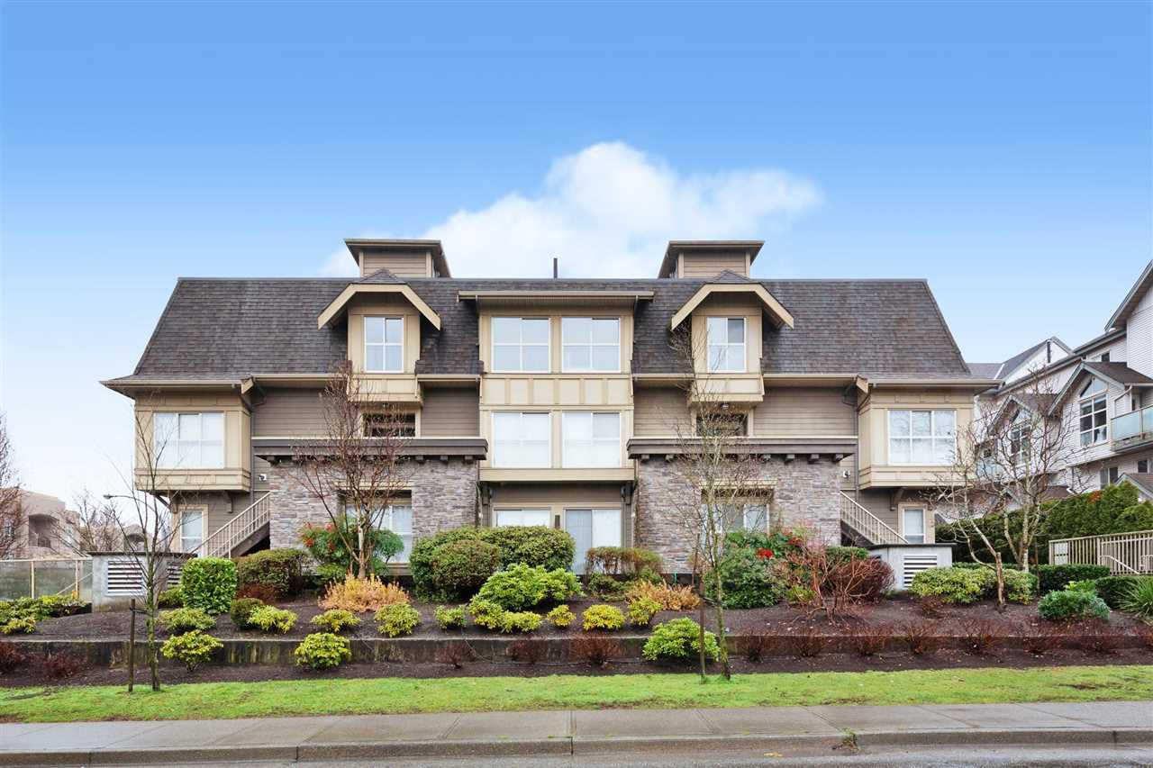 "Main Photo: 234 2108 ROWLAND Street in Port Coquitlam: Central Pt Coquitlam Townhouse for sale in ""AVIVA"" : MLS®# R2523956"