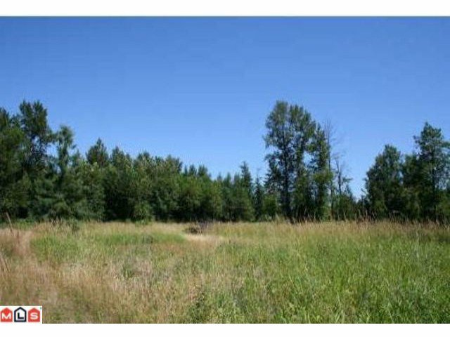 Main Photo: 21789 100TH Avenue in Langley: Walnut Grove Land for sale : MLS®# F1215001