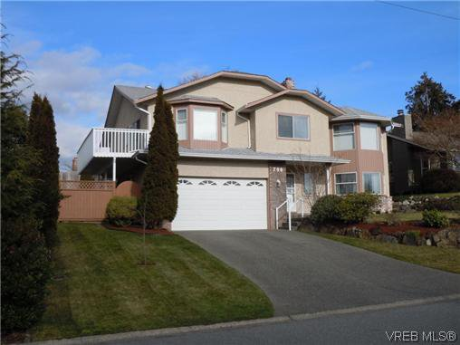 Main Photo: 790 Sunridge Valley Drive in VICTORIA: Co Sun Ridge Single Family Detached for sale (Colwood)  : MLS®# 288736