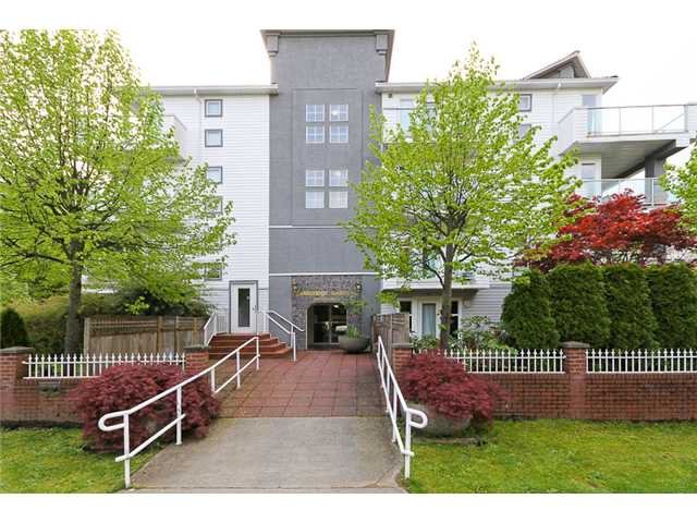 Main Photo: # 102 2983 CAMBRIDGE ST, in Port Coquitlam,: Glenwood PQ Condo for sale (Port Coquitlam)  : MLS®# V947843